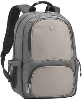 Sumdex Impulse Tech-Town Notebook Backpack PON-436AC