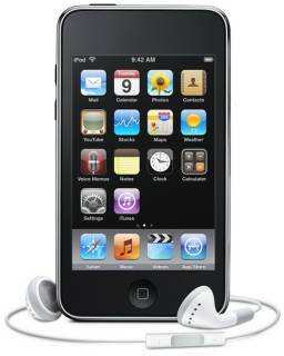 MP3 плеер Apple A1318 iPod touch 64.0 Gb MC011RP/A