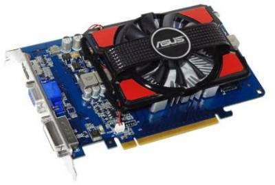 Видеокарта ASUS GeForce GT440 1GB ENGT440/DI/1GD3