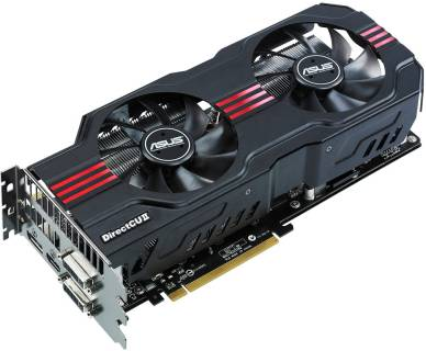Видеокарта ASUS GeForce GTX580 1536MB ENGTX580 DCII/2DIS/1536MD5
