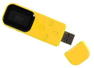 MP3 плеер iRiver T8 4Gb Yellow