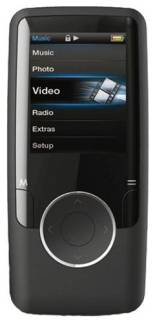 MP3 плеер Ergo Zen modern 4GB Black MP620 4GB Black