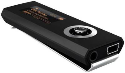 MP3 плеер Ergo Zen comfort 4GB Black MP565 4GB Black