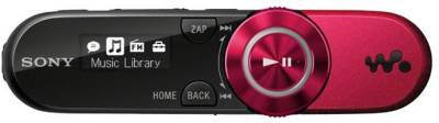 MP3 плеер Sony NWZ-B153F 4Gb Red NWZB153FR.CEV