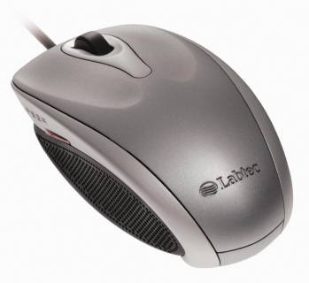 Мышка Labtec Laser mouse USB+PS/2 931733-0914