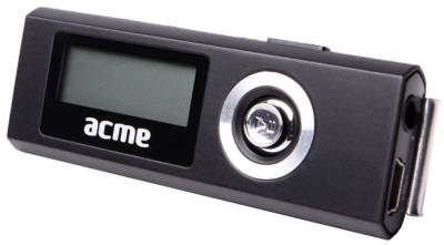 MP3 плеер ACME V-110 Extreme black 2 Gb 4770070866764