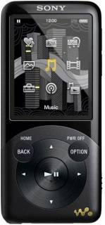 MP3 плеер Sony Walkman NWZ-S754 8GB Black NWZS754B.CEV