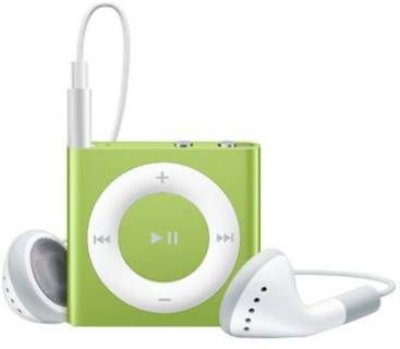 MP3 плеер Apple A1373 2GB green MC750RP/A