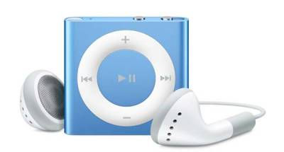 MP3 плеер Apple A1373 2GB blue MC751RP/A