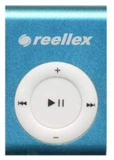 MP3 плеер Reellex UP-25 2 Gb Blue