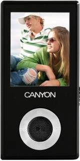 MP3 плеер Canyon CNR-MPV2A 2GB black CNR-MPV2AG