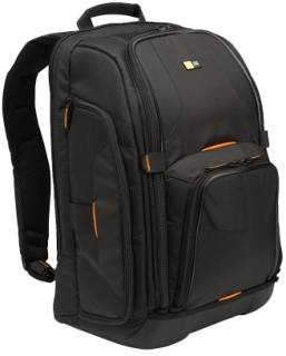 CASE LOGIC SLR Camera & Laptop Backpack SLRC206