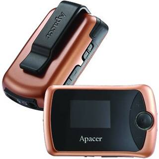 MP3 плеер Apacer AU380 4GB orange AP4GAU380O-S