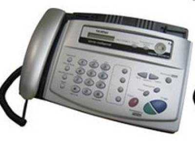 Факсимильный аппарат Brother FAX-335RUS Silver FAX335MCS