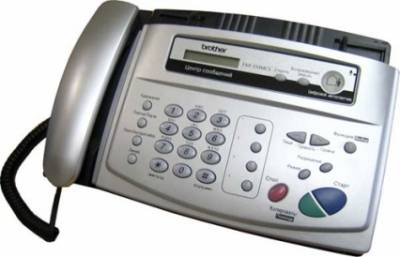 Факсимильный аппарат Brother FAX335SR Silver FAX-335RUS