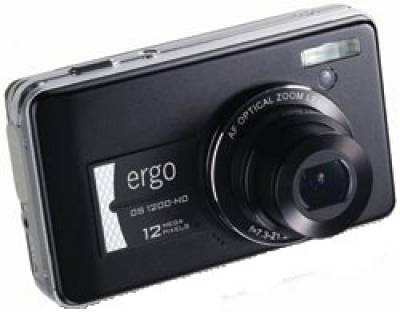 Фотоаппарат Ergo DS 1200-HD