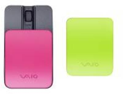 Мышка Sony VAIO VGPBMS15/ P Pink and Green VGPBMS15/P.CE