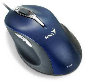 Мышка Genius Ergo 525 Laser (PS2 USB) 31010862101