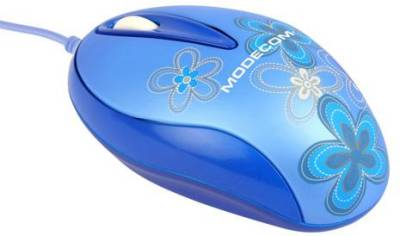 Мышка Modecom M2 ART USB (Blue) 5903560987734