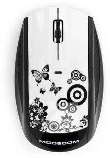Мышка Modecom MC-619 ART Butterfly 5907760602886
