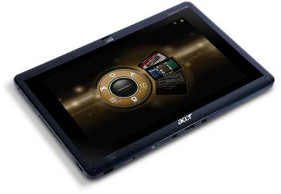 Планшет Acer Iconia Tab W500 32GB W7 Black LE.RK602.036