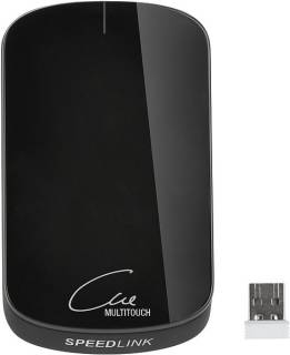 Мышка Speed-Link CUE Wireless Multitouch Black SL-6345-SBK