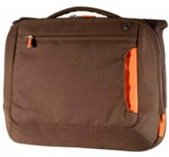 Belkin 10-12' Messenger Bag (brown/burnt orange) F8N097EA086