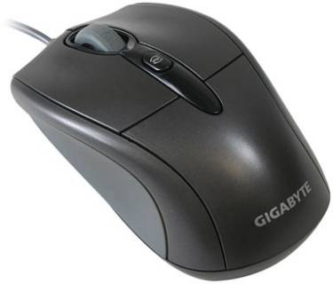 Мышка Gigabyte GM-M7000 (Black) USB