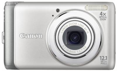 Фотоаппарат Canon PowerShot A3150 IS (Silver)