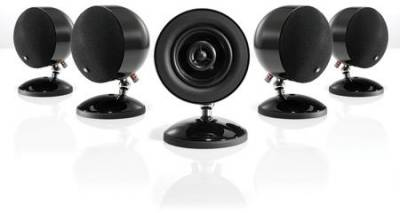 Hi-Fi акустическая система Audio Pro Sphere Monitors Sound Bullit System Sound Bullit System black