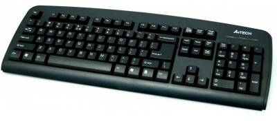 Клавиатура A4Tech A4 KB-720-R (Black) PS/2