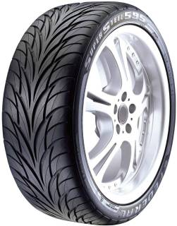 Шина Federal SuperSteel 595 215/45 R17 87V