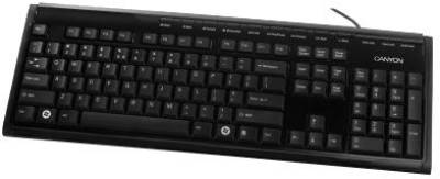 Клавиатура Canyon CNR-KEYB9 USB (Black)
