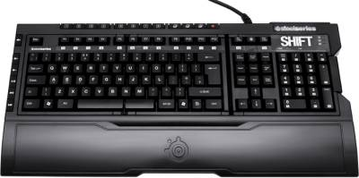 Клавиатура SteelSeries SHIFT US 64105