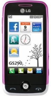 Смартфон Lg GS290 (Light Purple) GS290 LU
