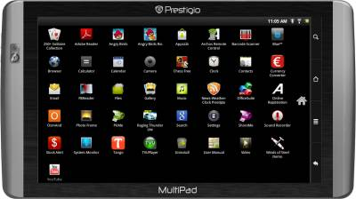 Планшет Prestigio MultiPad 7100C 8GB Grey-Silver