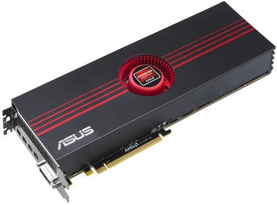 Видеокарта ASUS Radeon HD6990 4GB EAH6990/3DI4S/4GD5