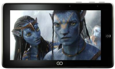Планшет GoClever Tab T70 4GB Black-Silver GCT70