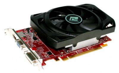 Видеокарта PowerColor Radeon HD6670 1GB AX6670 1GBK3-H
