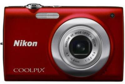 Фотоаппарат Nikon CoolPix S2550 S2550 (Red)