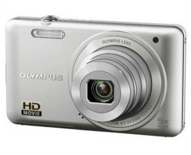 Фотоаппарат Olympus D-715 (Silver)