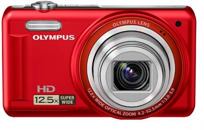 Фотоаппарат Olympus D-720 (Red)