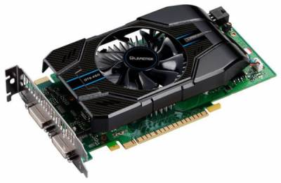 Видеокарта LeadTek GeForce GTS450 512MB GTS_450_512M_DDR5