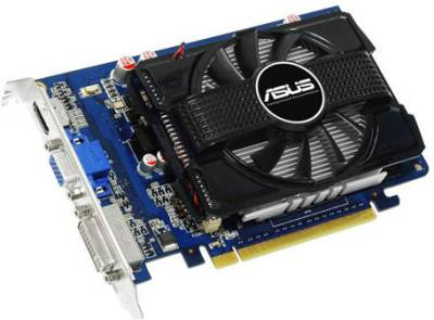Видеокарта ASUS GeForce GT240 1GB ENGT240/DI/1GD3/A