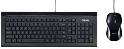Набор ASUS U3500 Keyboard + Mouse Black 90-XB1Y00KM00040-