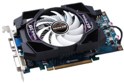 Видеокарта Inno3D GeForce GTX460SE 1GB N46SE-2SDN-D5DX