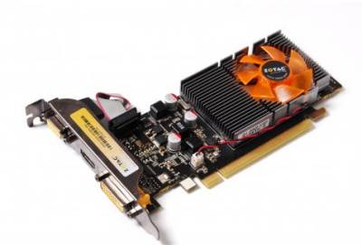 Видеокарта ZOTAC GeForce GT520 1GB ZT-50603-10L