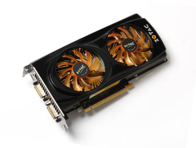 Видеокарта ZOTAC GeForce GTX560 1GB AMP! ZT-50702-10M