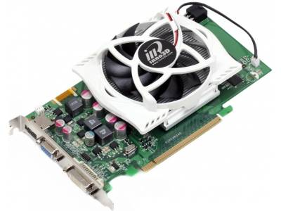 Видеокарта Inno3D GeForce GTS250 LE 1GB N25M-4DDV-D3DX
