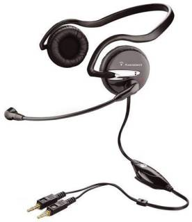 Наушники Plantronics Audio 345 PC Stereo 37855-01
